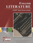 English Literature CLEP Test Study Guide Cover Image