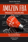 Amazon FBA: Product sourcing Cover Image