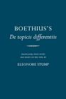 Boethius's de Topicis Differentiis Cover Image