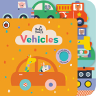 Vehicles: A Touch-and-Feel Playbook (Baby Touch) Cover Image