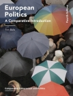 European Politics: A Comparative Introduction (Comparative Government and Politics) Cover Image