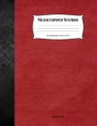 Millimeterpapier Notizbuch Cover Image