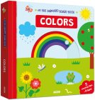 My First Interactive Board Book: Colors Cover Image