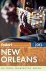 Fodor's New Orleans 2013 Cover Image