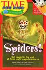 Spiders (Time for Kids Science Scoops) Cover Image
