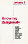 Knowing Religiously (Boston University Studies in Philosophy and Religion #7) Cover Image
