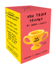 You Tried Trophy: (Ceramic Prize Cup for Trying, Funny and Snarky Award to Acknowledge Work and Effort) Cover Image