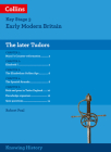 KS3 History The Later Tudors (Knowing History) Cover Image