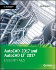 AutoCAD 2017 and AutoCAD LT 2017 Essentials Cover Image