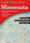 Minnesota - Delorme (Minnesota Atlas & Gazetteer) Cover Image