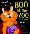 Boo at the Zoo: A Lift-the-Flap Book Cover Image
