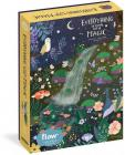 """Everything Is Made Out of Magic 1,000-Piece Puzzle (Flow): for Adults Families Picture Quote Mindfulness Game Gift Jigsaw 26 3/8"""" x 18 7/8"""" (Workman Puzzles) Cover Image"""