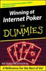 Winning at Internet Poker for Dummies Cover Image
