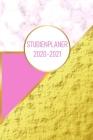 Studienplaner 2020 2021 Studienorganizer Studienkalender Studien Planer 2020/2021 Studenten Organizer 21 Wochenplaner 1 Woche 1 Seite Zweitausendzwanz Cover Image