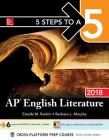5 Steps to a 5: AP English Literature 2018 Cover Image