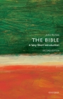 The Bible: A Very Short Introduction (Very Short Introductions) Cover Image