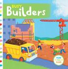 Busy Builders (Busy Books) Cover Image
