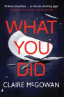 What You Did Cover Image