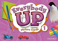 Everybody Up 1 Picture Cards: Language Level: Beginning to High Intermediate. Interest Level: Grades K-6. Approx. Reading Level: K-4 Cover Image