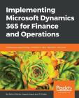 Implementing Microsoft Dynamics 365 for Finance and Operations Cover Image
