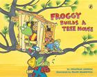 Froggy Builds a Tree House Cover Image