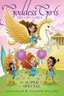 The Girl Games (Goddess Girls) Cover Image