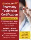 Pharmacy Technician Certification Study Guide 2020 and 2021: PTCB Exam Study Guide 2020-2021 and Practice Test Questions [Updated for the New 2020 Out Cover Image