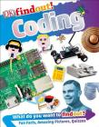 DKfindout! Coding (DK findout!) Cover Image