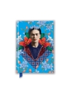 Frida Kahlo - Blue Pocket Diary 2021 Cover Image