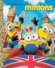 Minions Little Golden Book Cover Image