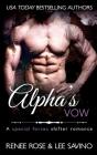 Alpha's Vow: A special forces shifter romance (Bad Boy Alphas #14) Cover Image