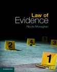 Law of Evidence Cover Image