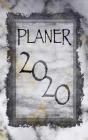 Planer 2020: Wochenplaner für das Kalenderjahr 2020 I jeder Tag bietet viel Platz für Notizen und Termine I ToDo-Liste I Terminkale Cover Image