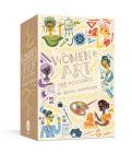 Women in Art: 100 Postcards (Women in Science) Cover Image