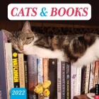 Cats & Books 2022 Wall Calendar Cover Image