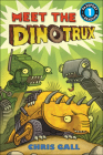Meet the Dinotrux (Passport to Reading Level 1) Cover Image