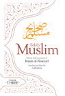 Sahih Muslim (Volume 3): With the Full Commentary by Imam Nawawi Cover Image