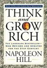 Think and Grow Rich: The Landmark Bestseller Now Revised and Updated for the 21st Century (Think and Grow Rich Series) Cover Image