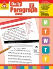 Daily Paragraph Editing Grade 8 Cover Image