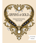 Grains of Gold Coloring Book Cover Image