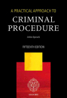 A Practical Approach to Criminal Procedure Cover Image