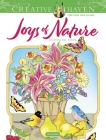 Creative Haven Joys of Nature Coloring Book (Creative Haven Coloring Books) Cover Image