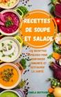 Recettes de Soupe Et Salade Cover Image