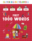 First 1000 Words (Clever Big Encyclopedia) Cover Image