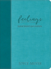 Feelings (Teal LeatherLuxe¿ Journal): Journal Beyond Your Emotions (Prestige Journals) Cover Image
