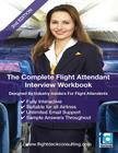 The Complete Flight Attendant Interview Work Book Cover Image