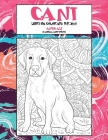 Libri da colorare per Zen - Mandala Anti stress - Animali - Cani Cover Image