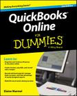QuickBooks Online for Dummies Cover Image