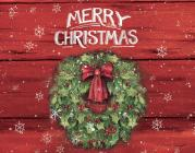 Merry Christmas Boxed Christmas Cards Cover Image
