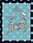 Malbücher für Erwachsene für Marker und Bleistifte - Mandala - 100 Tiere Cover Image